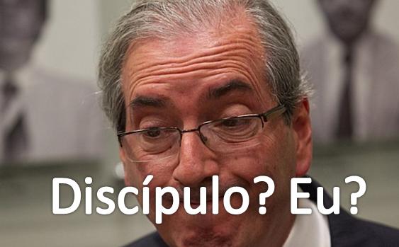 E se Eduardo Cunha fosse discipulado?